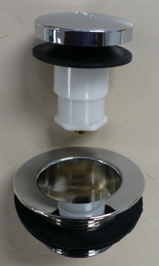 Tip Toe Tub Drain Stopper